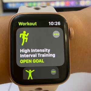 【HIIT】トレーニングおすすめ動画5選!アップルウォッチでカロリー消費を検討してみた!