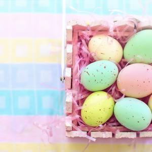 イースターとは?イースターエッグの作り方やエッグハント、食べ物などを紹介