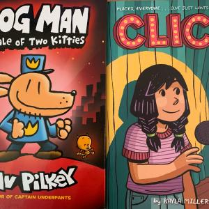 【アメリカで人気】小・中学生におすすめの英語の漫画5選!英語学習に最適