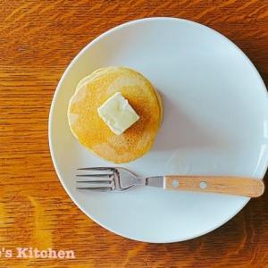 #1 こんなに簡単!市販のHMなんてもう要らない アレンジ自由な手作りパンケーキ(ホットケーキ)の作り方