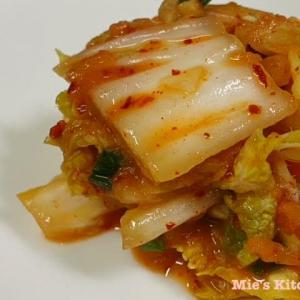 #17 おうち時間で自家製白菜キムチを作ってみよう!