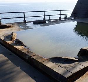 鹿児島の桜島と言えば温泉! 桜島シーサイドホテルを訪問