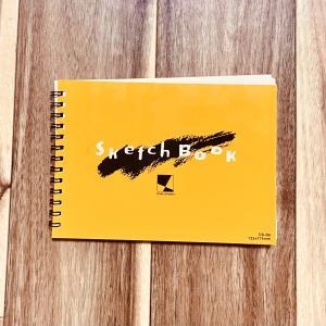 ダイソーで手に入るマルマンのスケッチブック【比較レビュー】