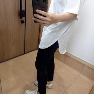 しまむら*シンプル白Tシャツ