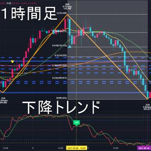 米ドル/円2021年9月13日(月)の見通し