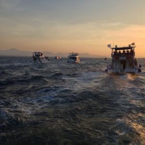 シラスウナギ漁のハマ口さん(79)死亡………高知県黒潮町