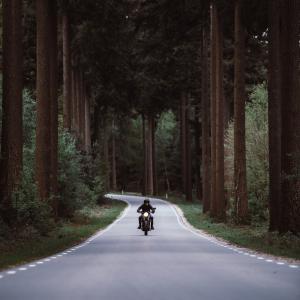 とんでもないセンスのバイクに乗って暴走した少年逮捕 広島