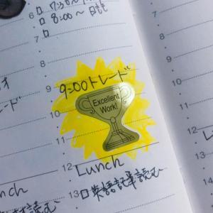 【デモ】2021年01月08日 トレード結果 +250円