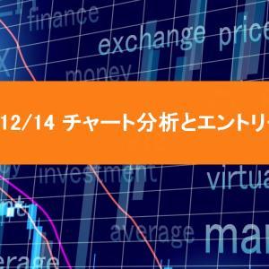 2020/12/14 自分的FXトレード相場観とエントリーポイント