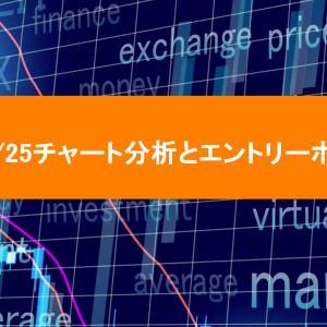 2021/1/25 自分的FXトレード相場観とエントリーポイント