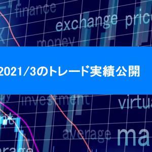 2021年2月は大敗…FXトレード実績公開:2021年3月版
