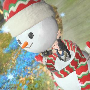【FF14】冬の贈り物