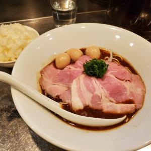 【さんじ】東上野で味わう『濃厚煮干』と『小ライス』