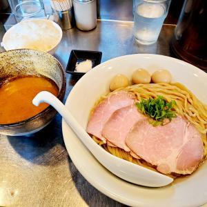 想像の遥か上!上野『さんじ』の限定メニュー「烏賊肝煮干つけ蕎麦」
