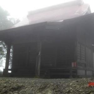 稲含山 下仁田のマッターホルン!?