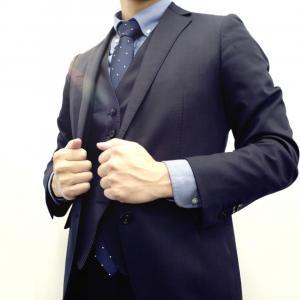 入学式の父親の服装|スリーピースがオススメ!かっこいいスーツ・シャツ・マナーのご紹介
