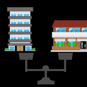 家は賃貸か持ち家か、メリット・デメリットを検討
