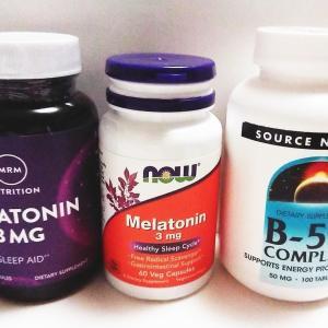 高反発マクラより「メラトニン」で睡眠の質を高められる