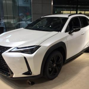 レクサスUXを検討中の方は、特別仕様車を選ぶべき!