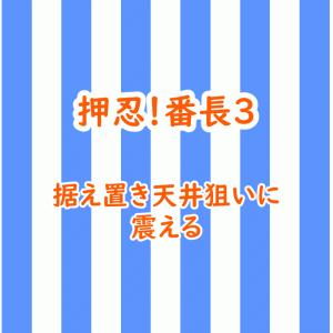 押忍!番長3 据え置き天井狙いに震える・・!!