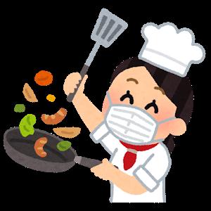 ポークコルマカレーと切干大根の煮物~週末限定クッキング~