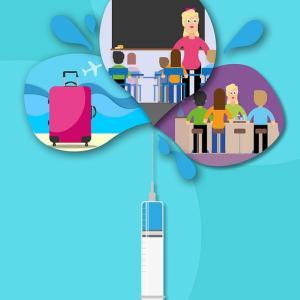 コロナワクチンこわがる中学生と悩む親たち何かあったらと不安な病院