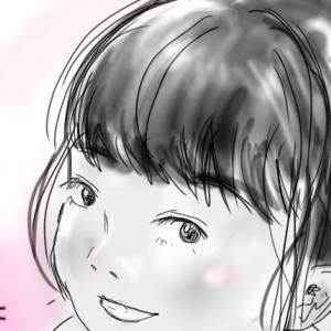 小1ユイちゃん、お姉さん感増す髪型。