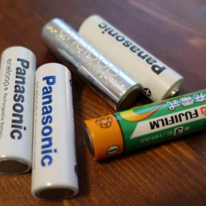 【体験談】とうとう自宅の電池をすべて充電池にしましたよ!