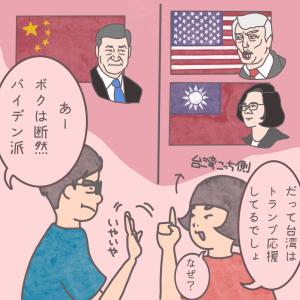 投資と台湾人