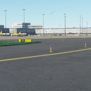 素人フライトシマーと学ぶ飛行機の飛ばし方  その1 飛行場施設について