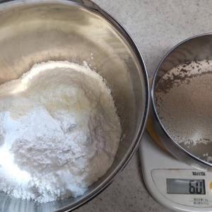 30分でパン生地作り