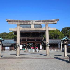 ■真清田神社【尾張国】