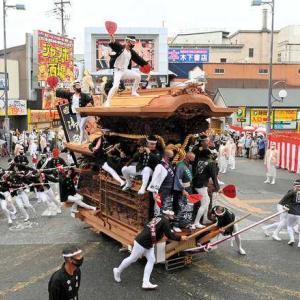 わが町の祭り