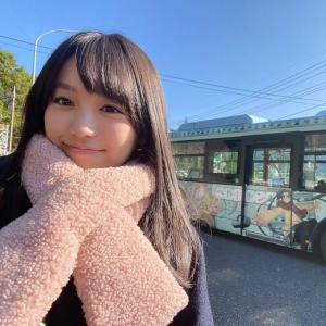【画像】大原優乃ちゃん、変な髪形をしてお乳を揺らしまくってしまう