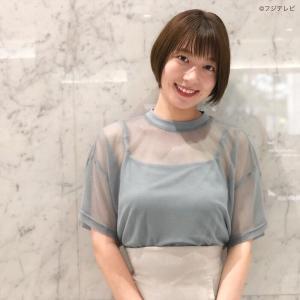 【朗報】お天気キャスター・阿部華也子ちゃん、スケスケ衣装でえちえち天気予報
