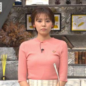 【画像】フジテレビ宮澤智アナのピンクツンツンお●ぱい堪らねぇ〜!