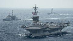 五カ国による対潜水艦戦訓練シードラゴン や米空母共同訓練など