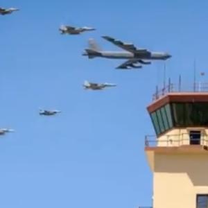 ☆戦闘機が多数参加 大規模共同訓練コープノース21