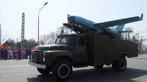 北朝鮮の新らしい自爆特攻型ドローンか!? 画像アリ