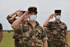 初となるフランス陸軍との実動訓練 ジャンヌダルク21