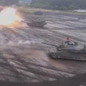 令和3年度総火演 新鋭電子戦システムの活動状況など画像多数