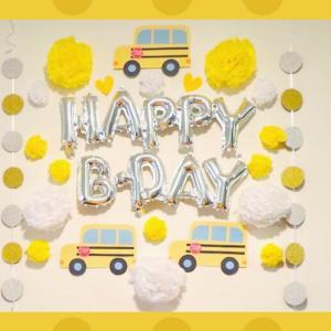 手作り誕生日デコレーション