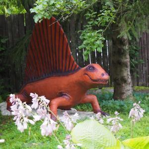 巨大な恐竜に息子大興奮!オンタリオ州まで日帰りお出かけ✨