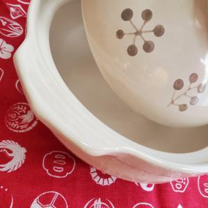一人用の土鍋でこれからの季節に備えます。それぞれの好みのレシピに対応できるかも⁇