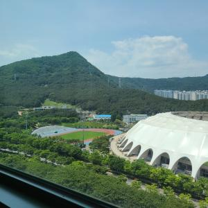 韓国での入院事情