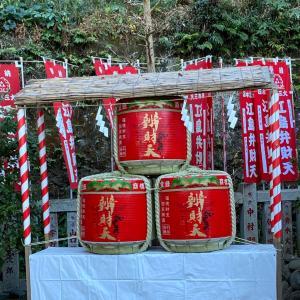 【江ノ島ねえさんぽ⑤奉安殿での視線と白蛇ちゃん^^】