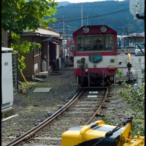 ♪The Long Run_「大井川鐵道」 _その参
