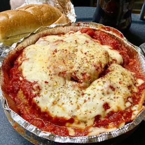 本日のバイトのランチはスパゲティー