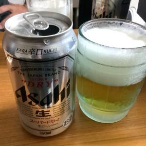 手作りうどん×ビール