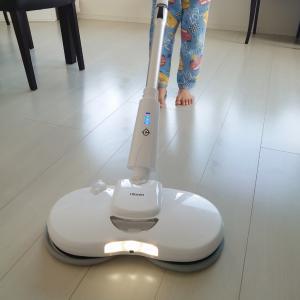 【楽天購入品】拭き掃除が断然楽になった家電